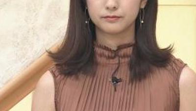 【画像】田村真子アナのノースリーブお●ぱいに視聴者大興奮「どうしてもお●ぱいに目がいってしまう」