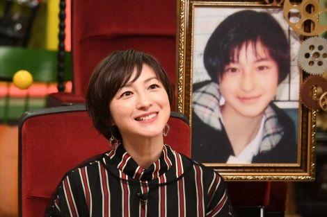 広末涼子のキュートなお宝映像満載 中学時代の憧れの先輩は『今なにしてる?』