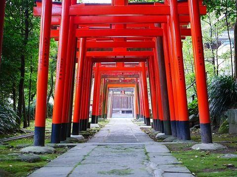 【衝撃】神社の鳥居の秘密をTwitter民が暴露…怖いわ…