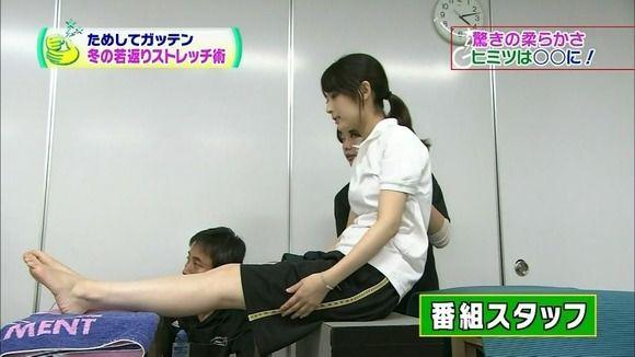 【速報】NHKの女性スタッフが美人すぎると話題wwwww(画像あり)