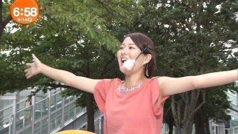 【画像】永尾亜子というスケスケや▼でムラムラさせるアナ