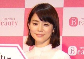 「自律神経がついていけない」石田ゆり子(49)、更年期障害を告白wwww