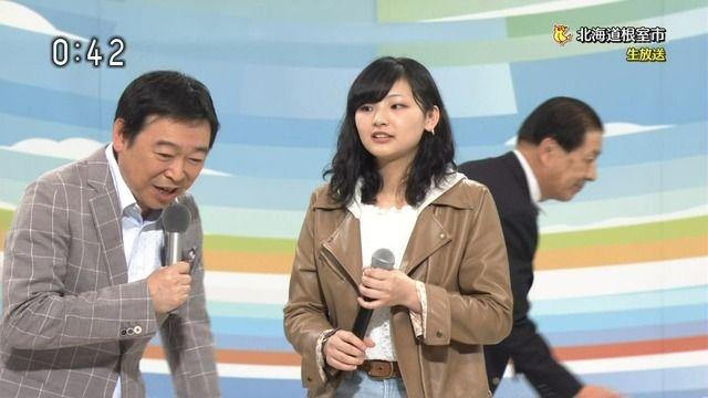 NHKのど自慢に18歳美少女!お前らこういうタイプ好きだろ(画像あり)