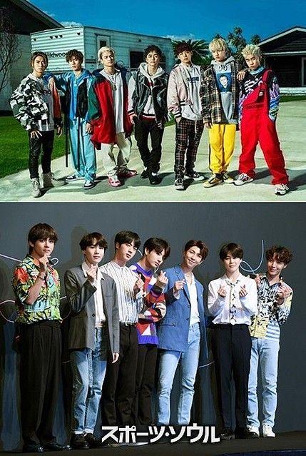 EXILE HIROさん、『BTS(防弾少年団)』を堂々とパクった新グループ『弾道少年団』を立ち上げ