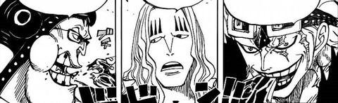 【悲報】最悪の世代の3船長、カイドウの手下になってしまうwwwwwww
