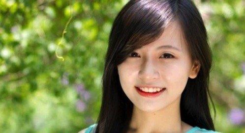 ベトナムのかわいい女の子たち