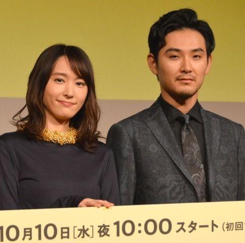 【視聴率】新垣結衣&松田龍平主演『獣になれない私たち』初回視聴率