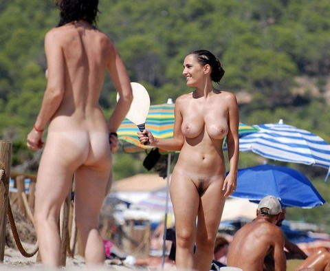 ヌーディストビーチ (4)