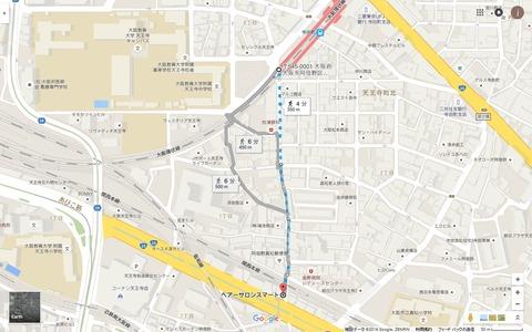 地図寺田町