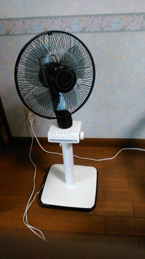 190805扇風機