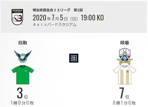 鳥取-岐阜