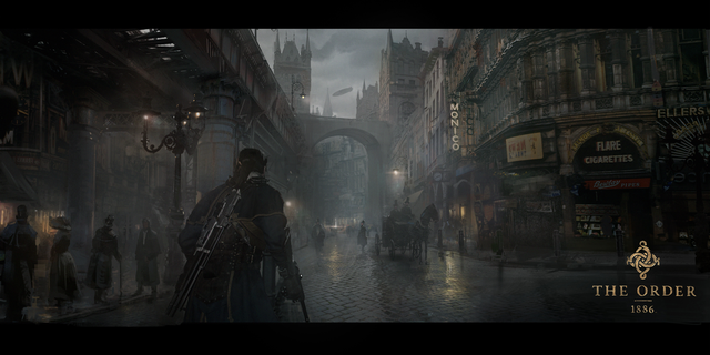 TheOrder1886ロゴ
