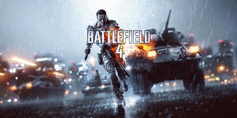 BattleField4ロゴ