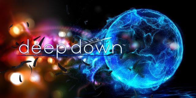 deepdownロゴ