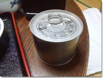 鹿肉の缶詰