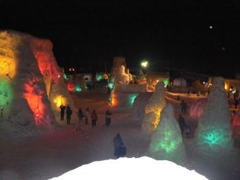 支笏湖氷濤祭2