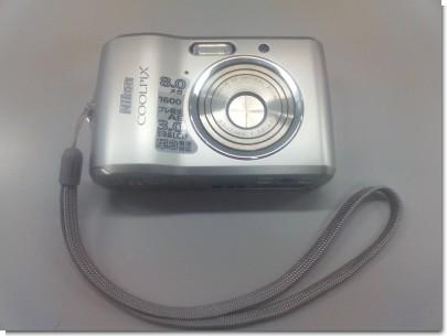 Nikon Coolpix L18をゲット!