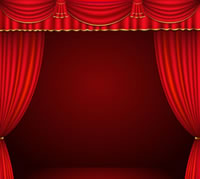 red-curtain-vector