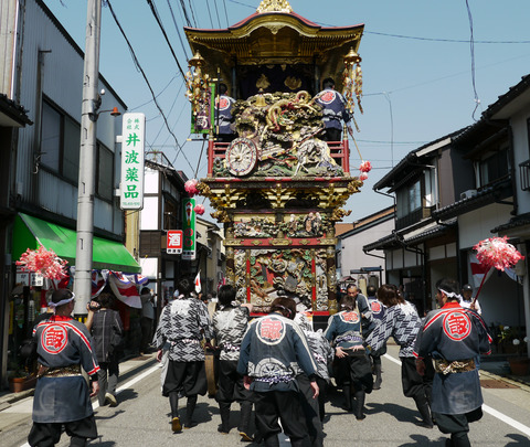 八尾曳山祭り