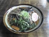山菜蕎麦withなると