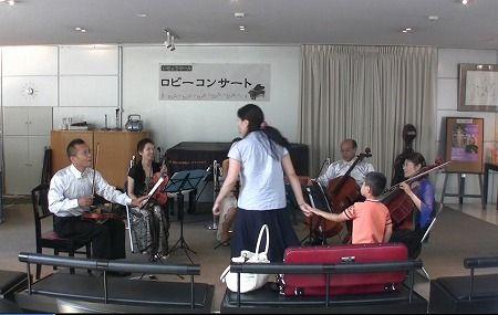 20110723ロビコン演奏前5
