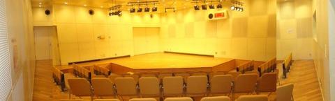 芸小ホールステージ1