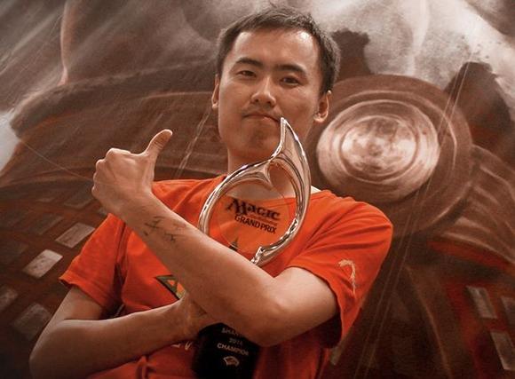 【MTG】タルキール覇王譚リミテッドにて行われたGP上海 優勝はTOP8ドラフトでアブザンを組んだYu Yin選手に 日本からは3位に玉田選手、8位に中村選手が入賞