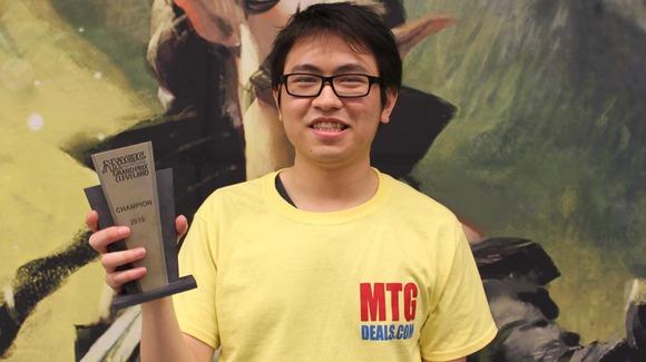 【MTG】KTK・FRFリミテッドにて行われたGPクリーブランド 優勝はトップ8ドラフトで青赤を組み上げたBill Tsang選手 日本からは渡辺雄也選手が7位入賞