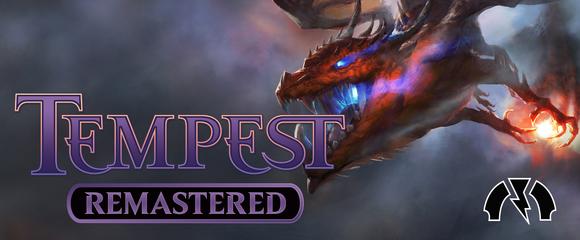 【MO】マジック・オンライン限定の特殊セット『Tempest Remastered』全カードリストが公開 テンペスト・ブロックの名カード達が再編され1つのセットに