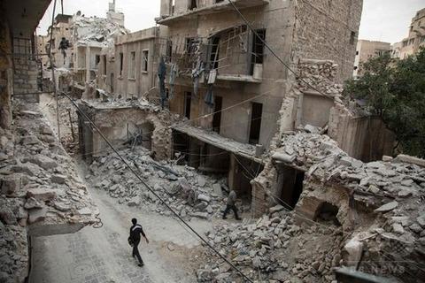シリア・アレッポで停戦合意! 和平への道筋はいかに