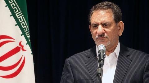 イラン副大統領