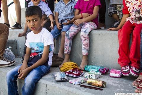 アレッポでの食糧難は国連の怠慢