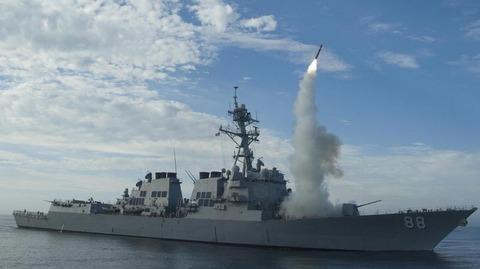 米軍がシリア空軍基地攻撃 ついに動き出した独裁者狩り
