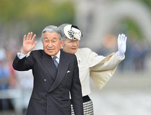 【国内政治】天皇陛下の生前退位の議論が本格的にスタート