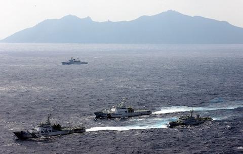 繰り返される尖閣周囲の領海侵入 日本政府は防衛のための次の段階へ