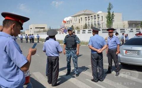 中国大使館爆破  テロ攻撃はついに中国にも