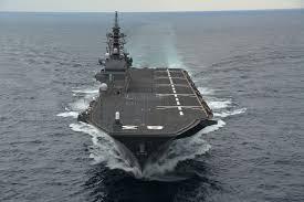 海上自衛隊、米艦防護へ 他人事のマスコミは存在意義なし