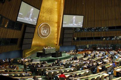 国連が設立から70年 世界一わかりやすい機能不全の理由
