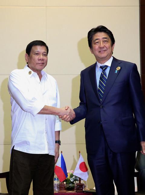 フィリピンとの連携は対中戦略として必要不可欠