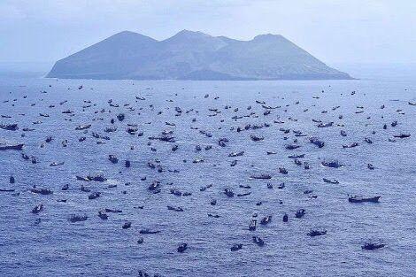 中国による尖閣諸島侵略を新聞社説はどう伝えたか