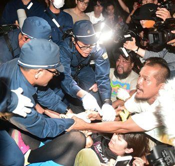沖縄ヘリパッド建設反対運動 誰のための行動なのか