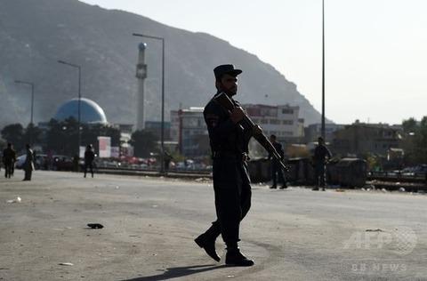 タリバン アフガンテロ