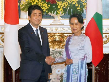 ミャンマーに8000億円支援 国際貢献と国内問題の狭間で(NOW! TIMES)