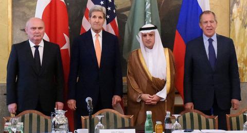 ウィーン会議 シリア情勢打開へ17カ国が集まる どのメディアより詳しく分析