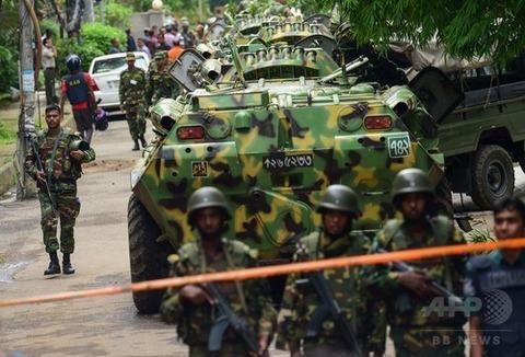 バングラ軍