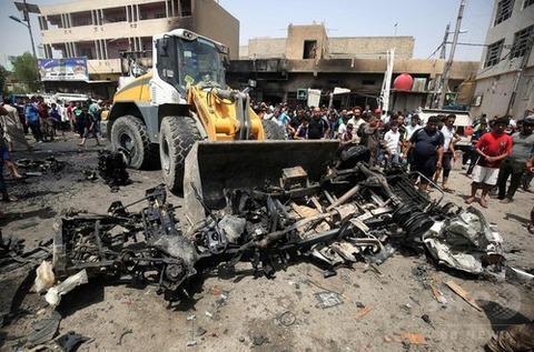 バグダッドのテロ 世界は悲しまないの?