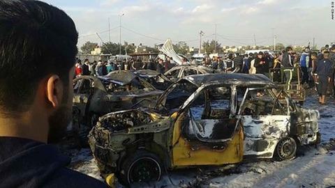 【国際】バグダッドで爆弾テロ、51人死亡  日本人はどう思うか