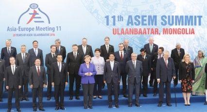 ASEM首脳