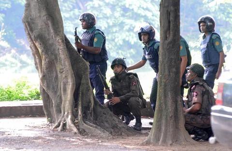 バングラ軍TOP