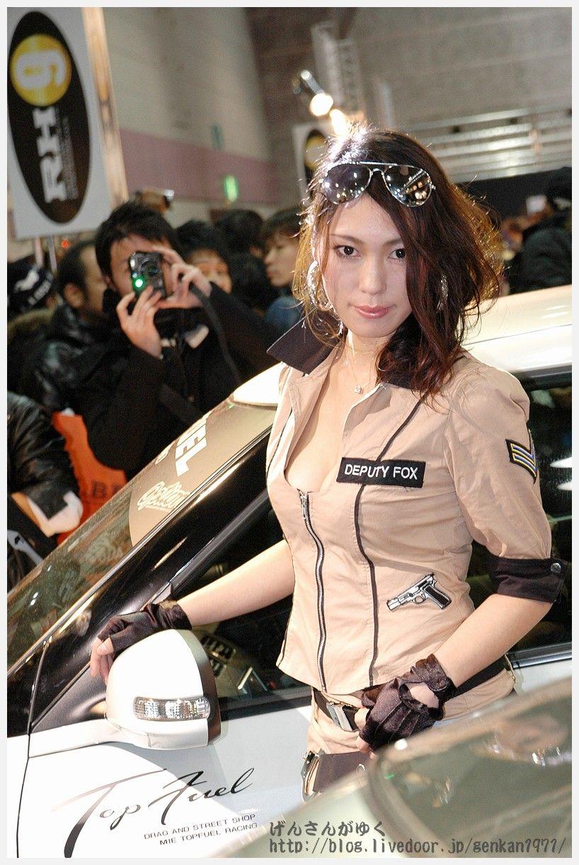 大阪オートメッセ2011 中野裕子さん : げんさんがゆく